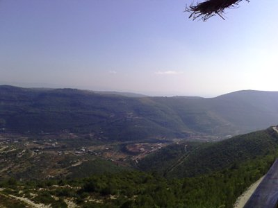 منتزه بالقرب من جبلة